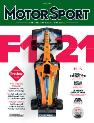 Motor Sport April 2021