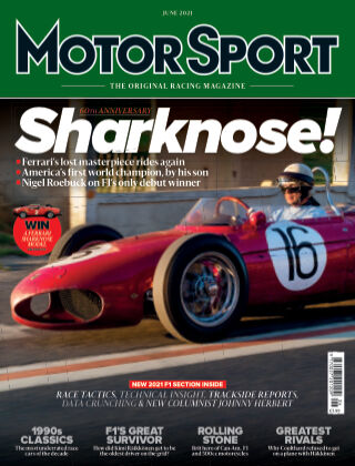 Motor Sport June 2021