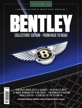 Motor Sport Specials Bentley 2019