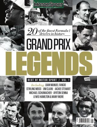 Motor Sport Specials Grand Prix Legends