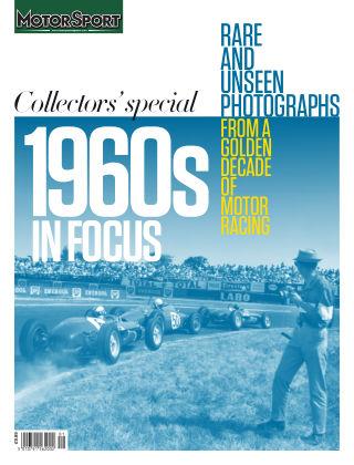 Motor Sport Specials 1960s in Focus