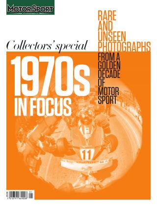 Motor Sport Specials 1970s in Focus