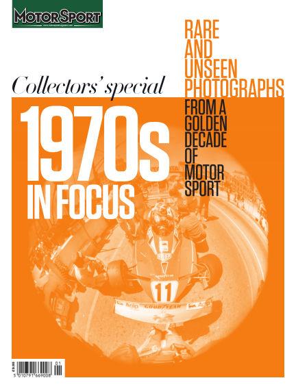 Motor Sport Specials June 30, 2020 00:00