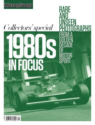 Motor Sport Specials 1980s in Focus