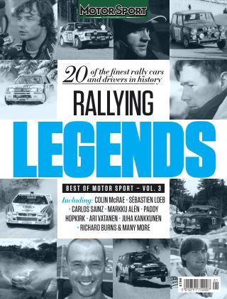 Motor Sport Specials Rally Legends