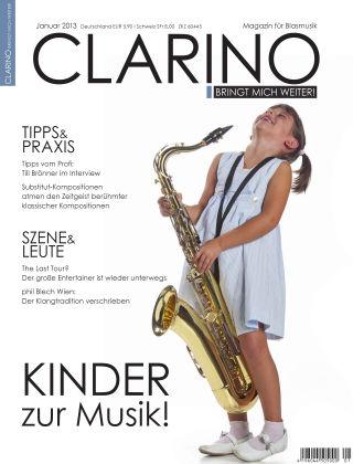 CLARINO 1-2013
