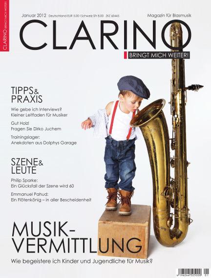 CLARINO January 01, 2012 00:00
