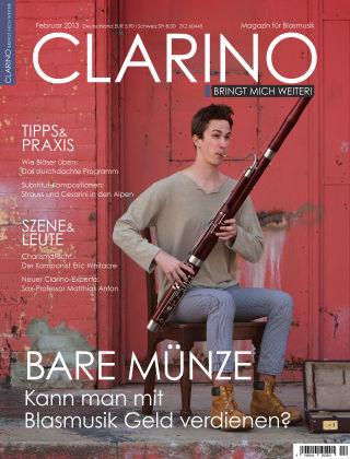 CLARINO 2-2013