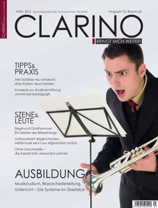 CLARINO 3-2012