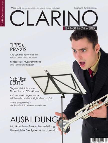CLARINO March 01, 2012 00:00