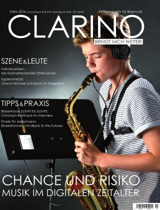 CLARINO 3-2016