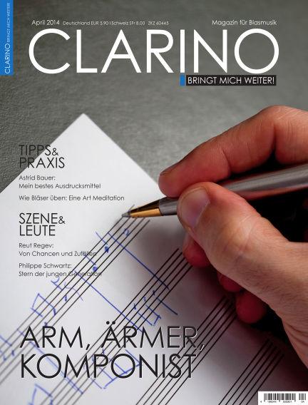 CLARINO April 01, 2014 00:00