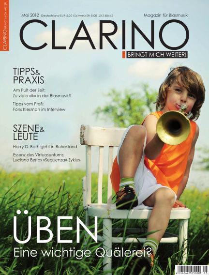CLARINO May 01, 2012 00:00