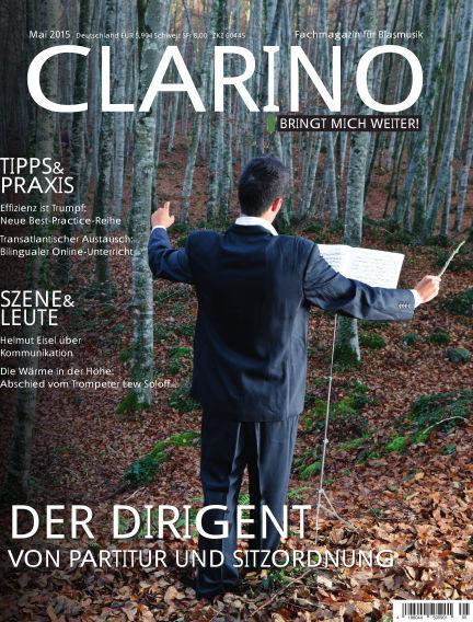 CLARINO May 01, 2015 00:00