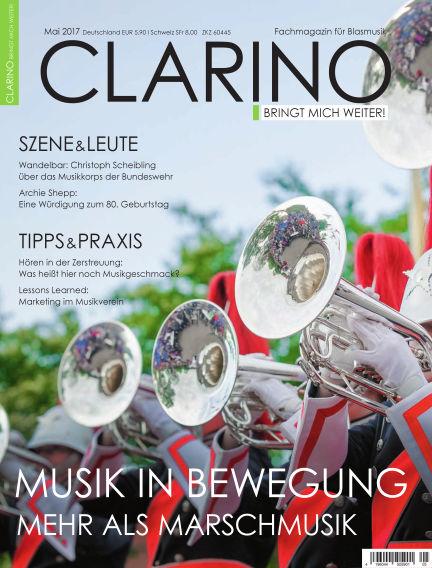 CLARINO May 01, 2017 00:00