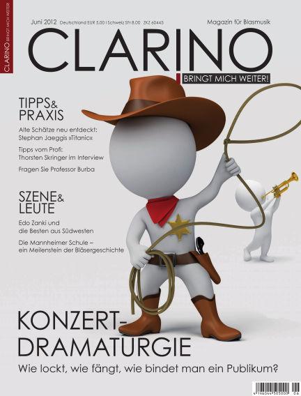 CLARINO June 01, 2012 00:00