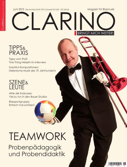 CLARINO June 01, 2013 00:00