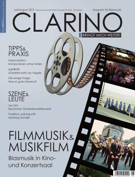 CLARINO July 01, 2012 00:00