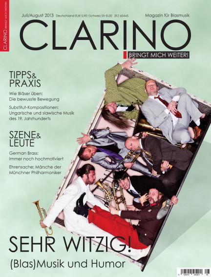 CLARINO July 01, 2013 00:00