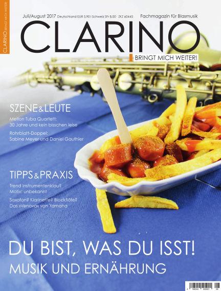 CLARINO July 01, 2017 00:00