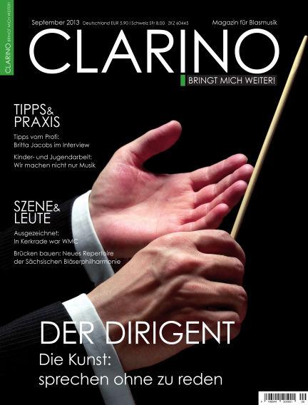 CLARINO September 01, 2013 00:00