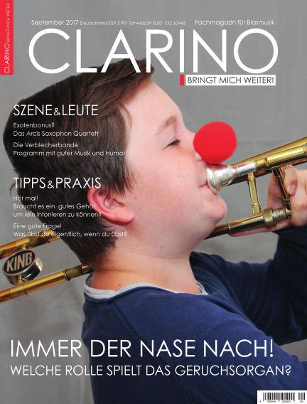 CLARINO September 01, 2017 00:00