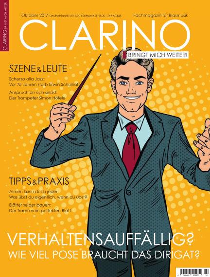 CLARINO October 01, 2017 00:00