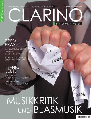 CLARINO 11-2013