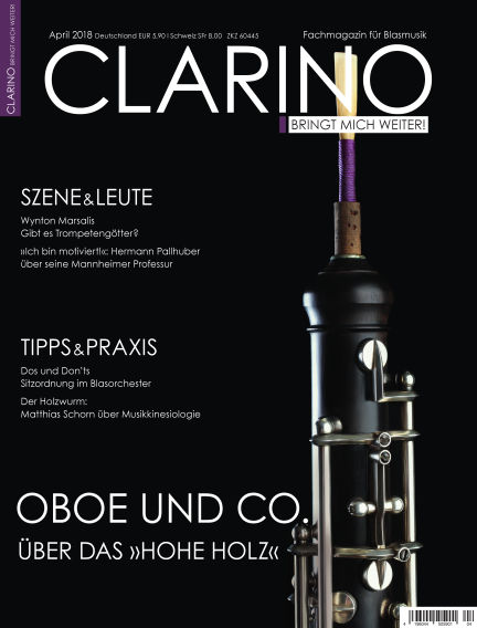 CLARINO March 29, 2018 00:00