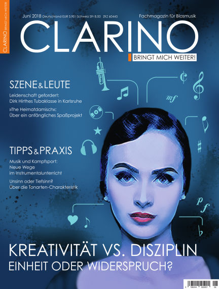 CLARINO May 30, 2018 00:00