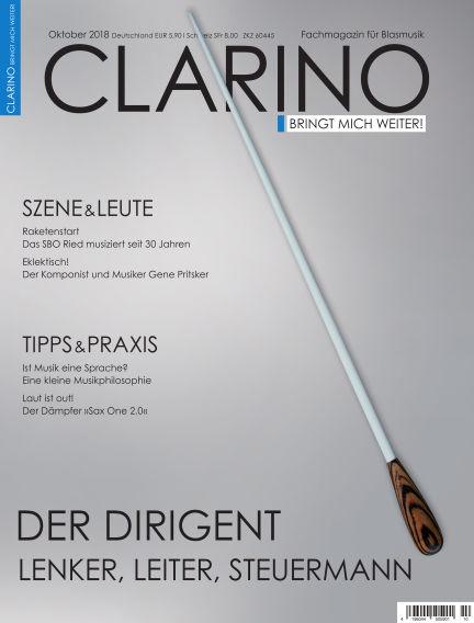 CLARINO September 27, 2018 00:00