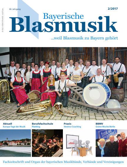 Bayerische Blasmusik February 01, 2017 00:00