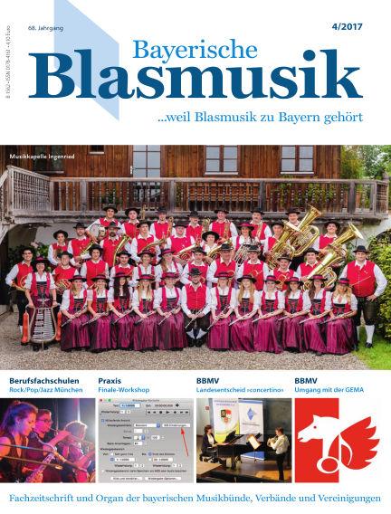 Bayerische Blasmusik April 01, 2017 00:00
