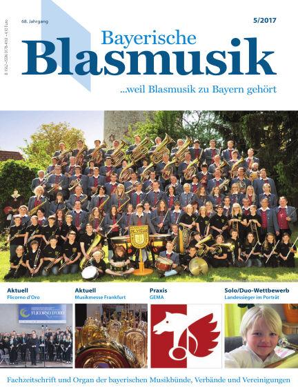 Bayerische Blasmusik May 01, 2017 00:00