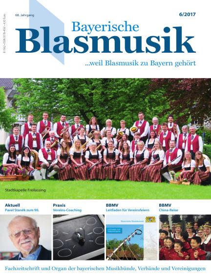 Bayerische Blasmusik June 01, 2017 00:00