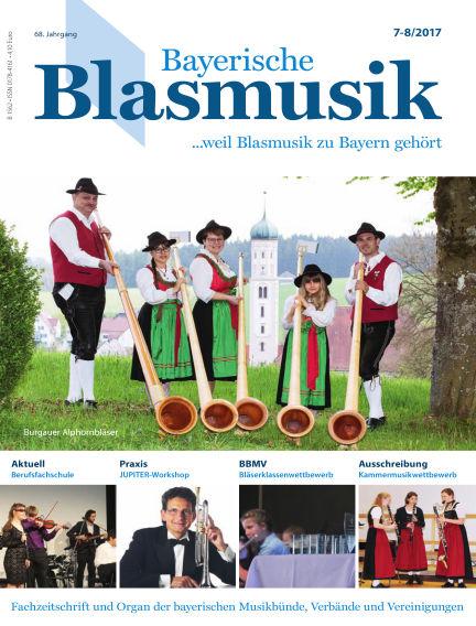 Bayerische Blasmusik July 01, 2017 00:00