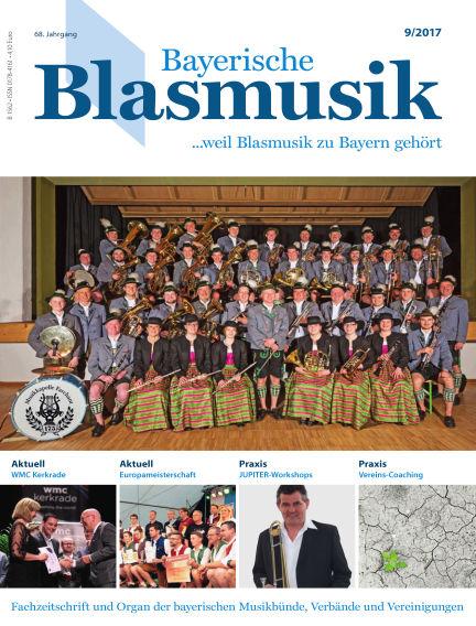 Bayerische Blasmusik September 01, 2017 00:00