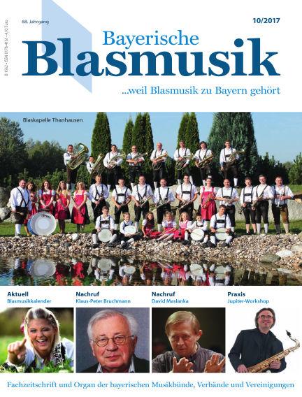 Bayerische Blasmusik October 01, 2017 00:00