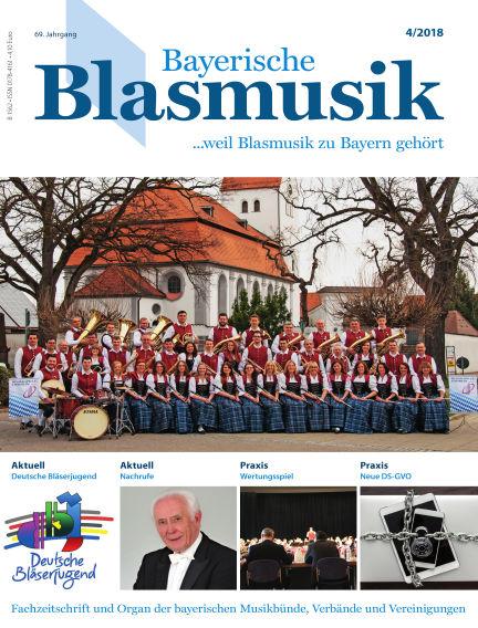 Bayerische Blasmusik April 05, 2018 00:00