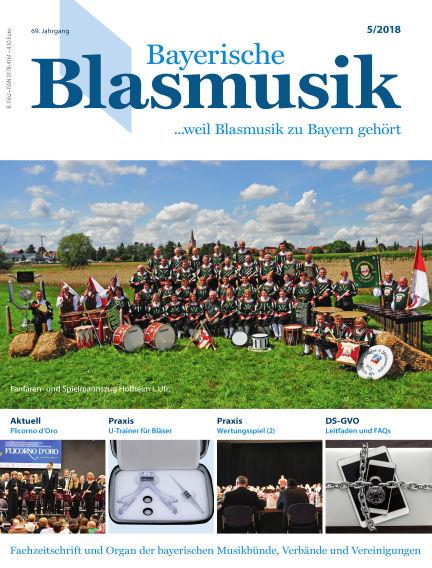 Bayerische Blasmusik May 04, 2018 00:00