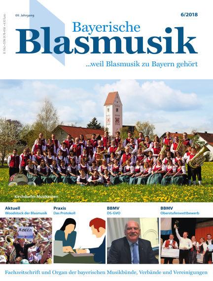 Bayerische Blasmusik June 05, 2018 00:00