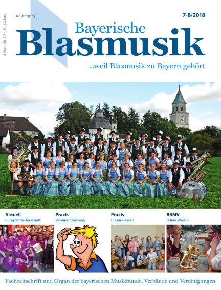 Bayerische Blasmusik July 05, 2018 00:00
