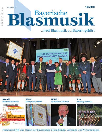 Bayerische Blasmusik October 05, 2018 00:00