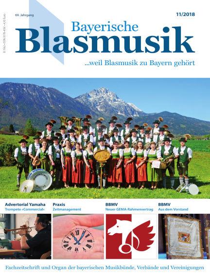 Bayerische Blasmusik November 05, 2018 00:00
