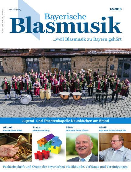 Bayerische Blasmusik December 05, 2018 00:00