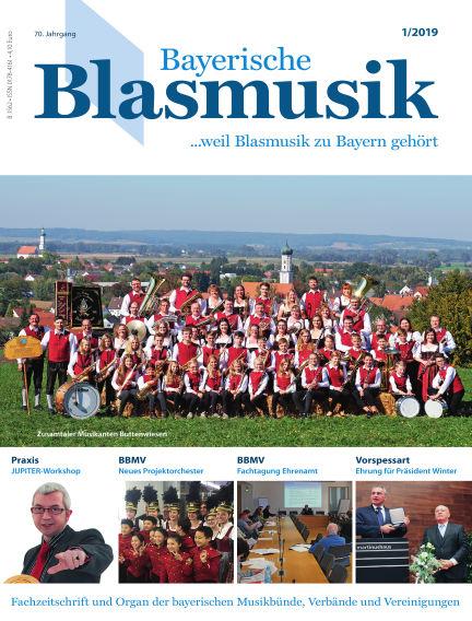Bayerische Blasmusik January 04, 2019 00:00