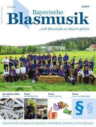 Bayerische Blasmusik 02-2019