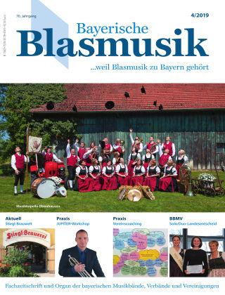 Bayerische Blasmusik 04-2019