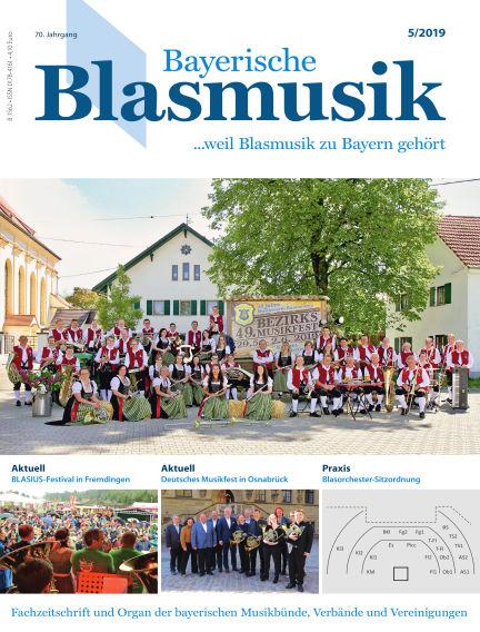 Bayerische Blasmusik May 06, 2019 00:00