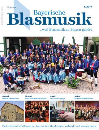 Bayerische Blasmusik 06-2019